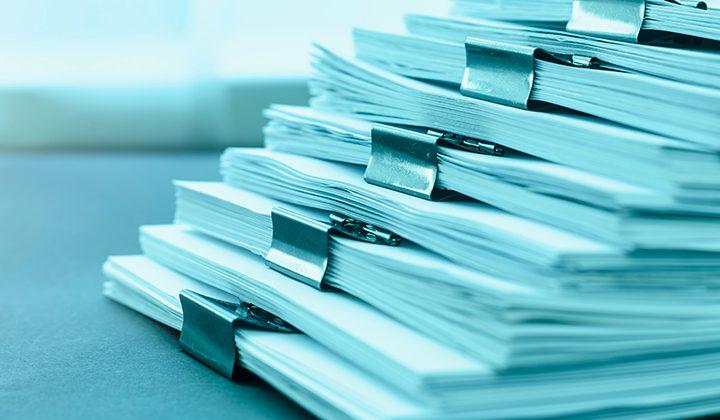 gerir documentos